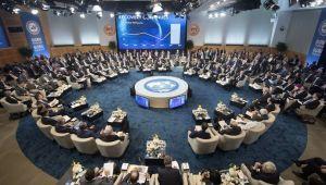 IMF ve Dünya Bankası toplantısı Virüs  nedeniyle ertelenebilir