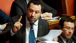 İtalya'da ana muhalefet lideri Salvini hükümetin Libya politikasını eleştirdi, 'Türkiye gibi yapmalıyız' dedi