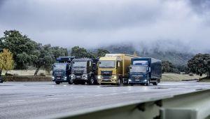 MAN Truck & Bus, Bilbao'da tanıttığı yeni nesil kamyon ve çekicileri ile standartları yeniden belirledi
