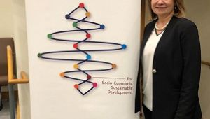 Türkiye'nin Otizm Yolculuğu, BM Genel Merkezi'nde tüm dünyaya anlatıldı