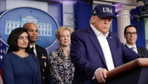 Çin'den Trump'ın 'Çin virüsü' sözüne sert yanıt