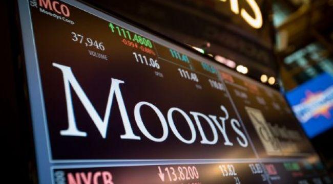 Moody's Türkiye için büyüme tahminini düşürdü