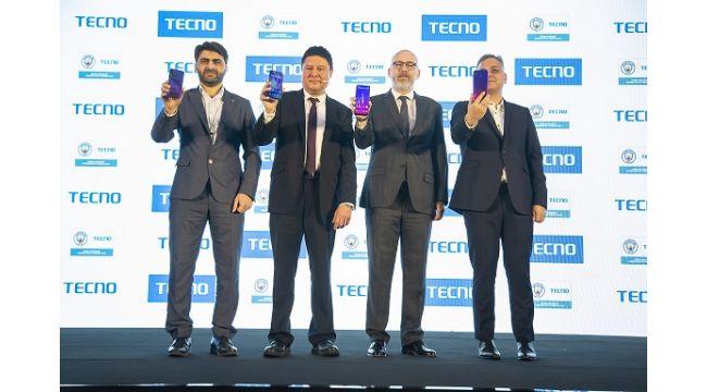 TECNO MOBILE, TÜRKİYE'DE. CAMON VE SPARK AKILLI TELEFON SERİSİ İLE SADECE VODAFONE'DA.Bağlantı