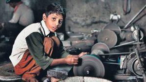 Türkiye'de 720 bin çocuk işçi var