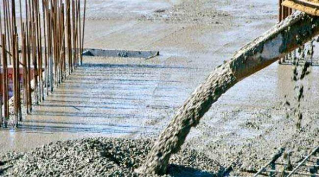 Beton dökümleri mart ayında hızlandı ancak önümüzdeki aylarda durgunluk bekleniyor