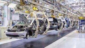 166 bin araç üretilemedi