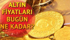 Altının kapanış fiyatları (29.05.2020)