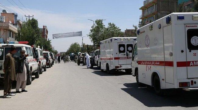 Kabil'deki kadın doğum hastanesine yapılan saldırıda yeni doğmuş bebekler öldü