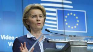 Korona krizine karşı 750 milyar euroluk yardım teklifi!
