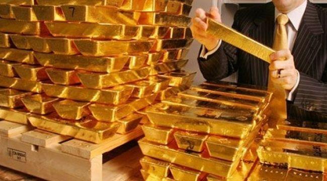 Merkez Bankası'nın Altınları