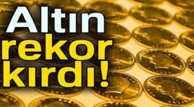8 Yılın ardından Altın ilk kez 1,800 doları aştı