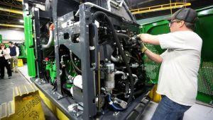 ABD'de fabrika siparişleri 2. ayda da sert düştü