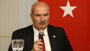 ATO Başkanı Baran: Tüccara ödediği vergiyle uyumlu çek limiti verilsin