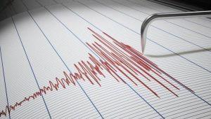Bingöl'de 5.7 büyüklüğünde deprem