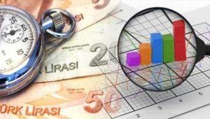 Bütçe, mayısta 17,3 milyar lira açık verdi
