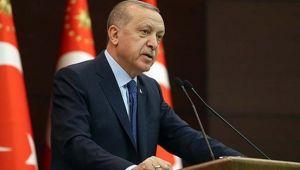 Cumhurbaşkanı Recep Tayyip Erdoğan'dan 'TAMAM' mesajı
