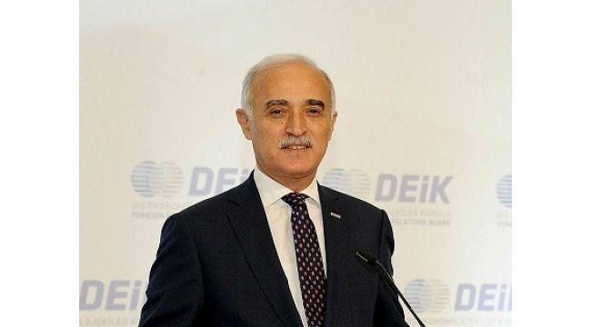 DEİK Başkanı Olpak'tan kredi paketi değerlendirmesi: İki sektörde güçlü canlanma sağlayacak