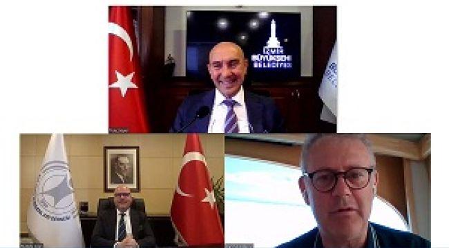EGİAD 78. Ege Toplantısı'nın Konuğu İzmir Büyükşehir Belediye Başkanı Tunç Soyer Oldu Türkiye'nin Geleceğine İnanıyoruz