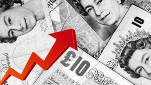 İngiltere'nin borcu, ekonomik büyüklüğünü geçti!