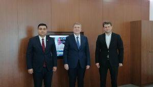 TRKTYD ve ANADOLUBANK uluslararası tesis yönetim zirvesine iş birliği için bir araya geldiler.