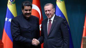 Venezuelalı Bakan'dan üç sektörde işbirliği teklifi