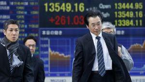 Asya borsaları karışık bir görünüm sergiledi