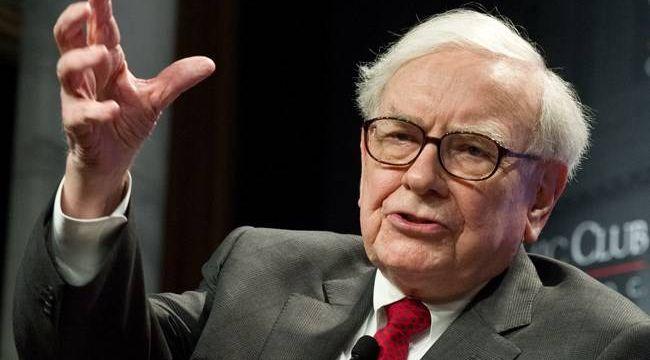 Buffett işe geri döndü!