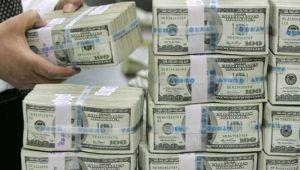 Döviz hesapları 969 milyon dolar azaldı