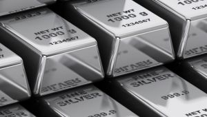 Gümüşün fiyatı 10 ayın zirvesinde