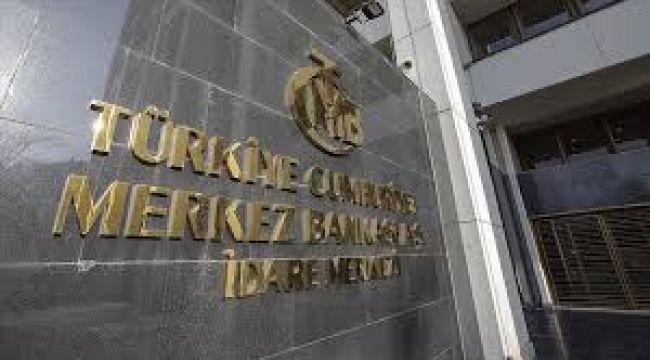 Merkez Bankası resmi rezerv varlıkları yüzde 5 azaldı