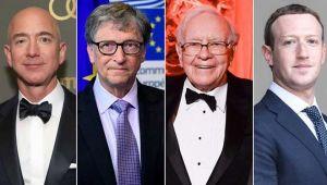 Salgında dünya ekonomisi yüzde 3 küçülürken zenginlerin serveti yüzde 6-8 arttı