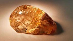 236 Karatlık elmas ortaya çıkarıldı...