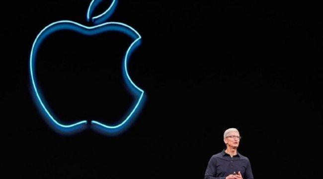 Apple'ın piyasa değeri 2 trilyon dolara koşuyor