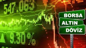 Borsa ve dolar kaybettirdi, altın ve euro kazandırdı
