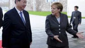 Merkel Jinping ile video zirve düzenleyecek