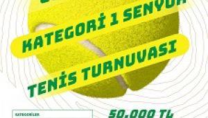 Senyör Tenisçiler Adana'da Buluşuyor