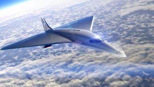 Sesten üç kat hızlı, süpersonik jet tasarımı paylaşıldı!