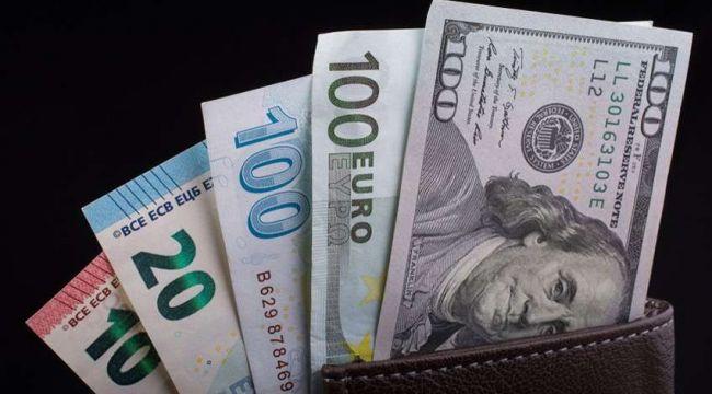 Yabancı para mevduatı 3 günde 6,4 milyar dolar arttı