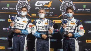 Borusan Otomotiv Motorsport'tan Hafta Sonunda 4 Podyum