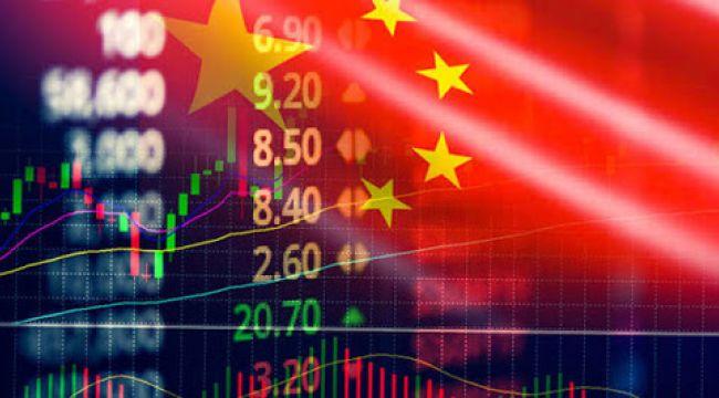 Çin'de perakende satışlar ilk kez toparlanmayı işaret etti