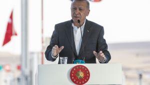 Cumhurbaşkanı Erdoğan: Ülkemizin 1,6 milyar lira kazancı olacak