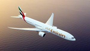 Emirates'in Uçuş Ağı 92 Şehre Ulaşacak