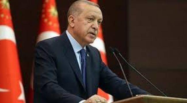 Erdoğan: Türkiye'nin kur, faiz ve enflasyon üzerinden sıkıştırılması gayretlerini boşa çıkaracağız