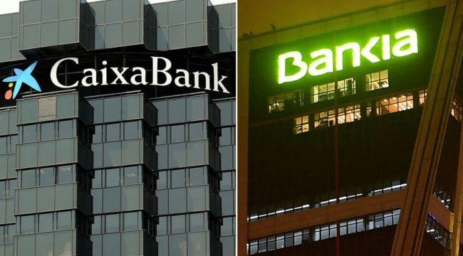 İspanya'da Caixabank ve Bankia birleşme kararı aldı
