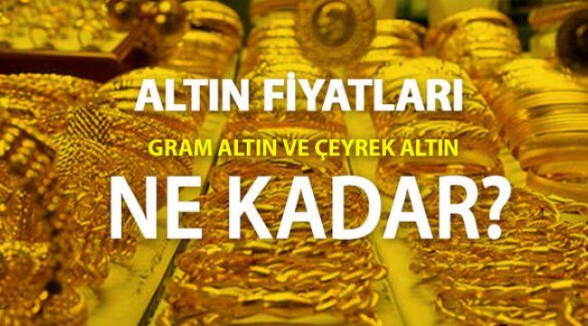 İstanbul Kapalıçarşı'da altının kapanış fiyatları (15.09.2020)