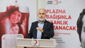 Plazma ve Kan Bağışlarıyla  İnsanlık Kazanacak