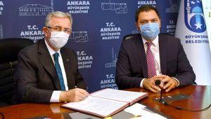 Ankara'nın metro ihalesini İBB kazandı