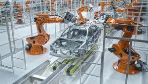 Çin, dünyanın en büyük ve en hızlı büyüyen endüstriyel robot pazarı