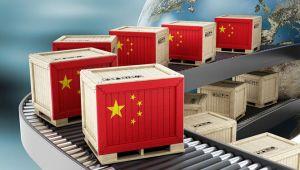 Çin'in dış ticaret hacmi ilk üç çeyrekte pozitif büyümeye geçti
