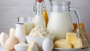 Süt ve süt ürünlerinde ithalat patladı!